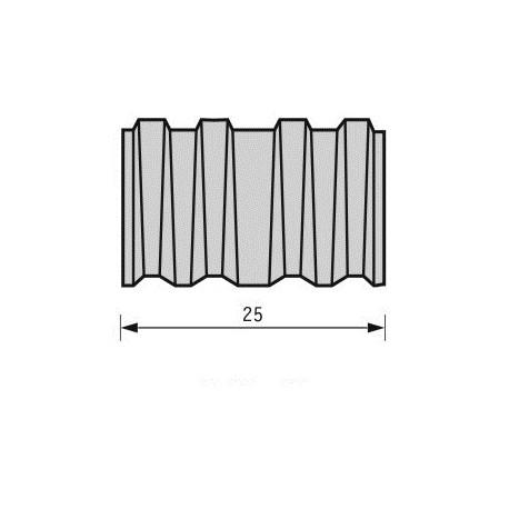 Lamelle acciaio 25-35mm