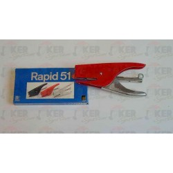 MANUAL PLIER STAPLER RAPID51